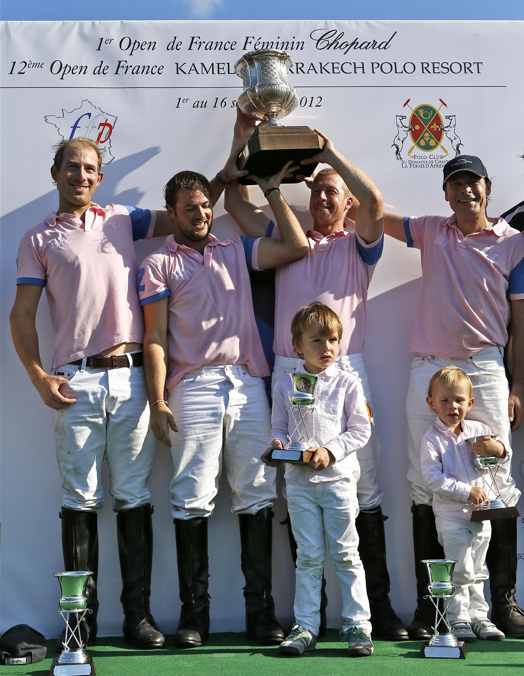2012 French Polo Championships